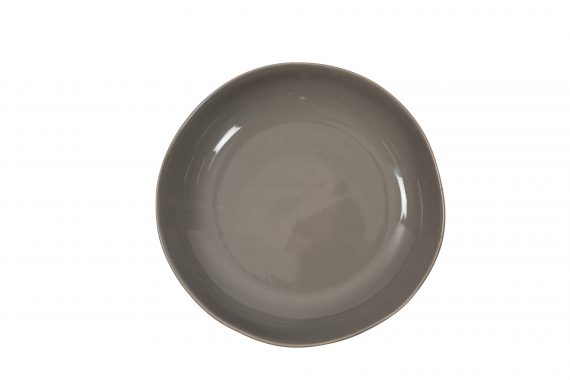 Soup Bowl – Gloss Grey