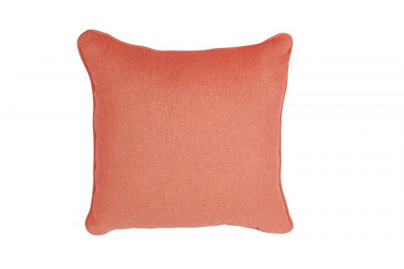 Throw Cushion- Coral Pink
