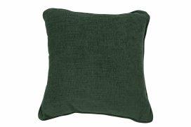 Throw Cushion- Dark Green