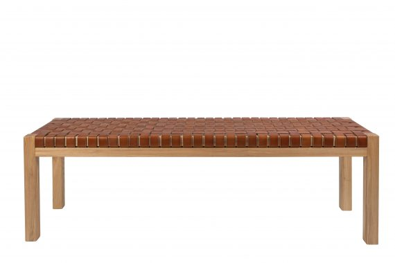 Bench Seat – Webb Tan