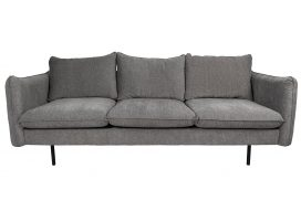 Sofa Lounge – Pebble Grey