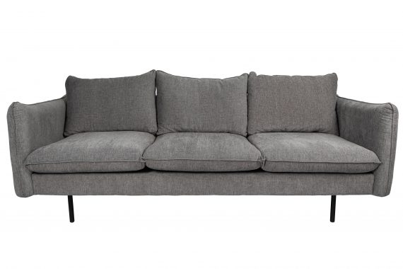 Sofa Lounge – Pebble Grey