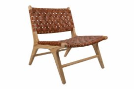Chair – Webb Low Chair Tan