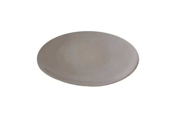 Side Plate – Gloss Grey