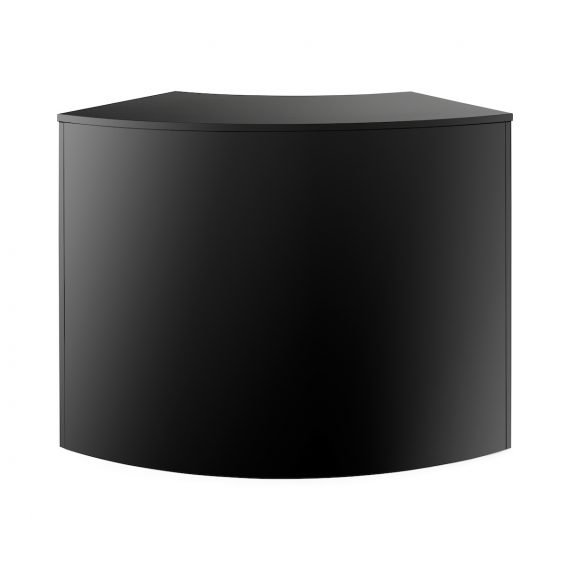 Gloss Bar Curved – Black