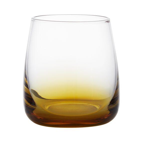 All Purpose Glass – Amber Ombre