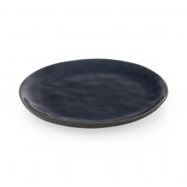 Side Plate – Steel Blue
