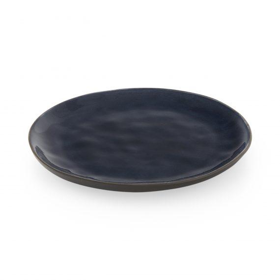 Side Plate – Steel Blue