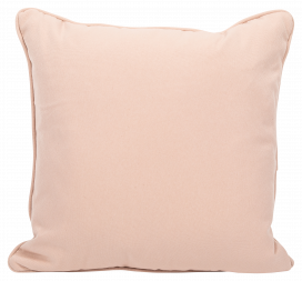 Throw Cushion- Light Pink