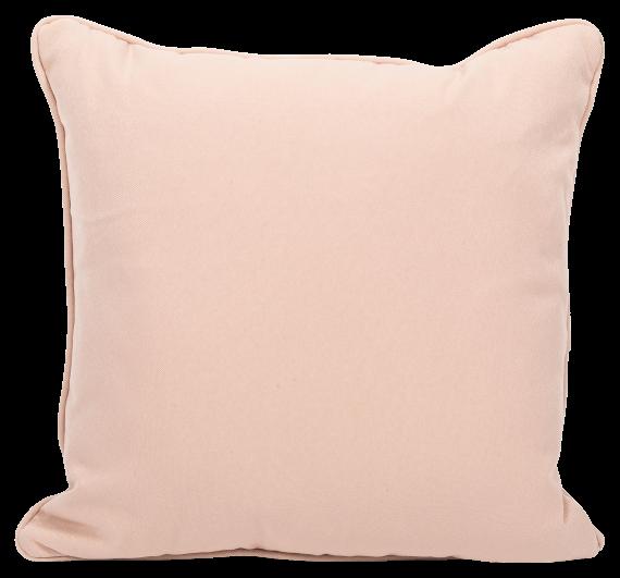 Throw Cushion- Light Pink