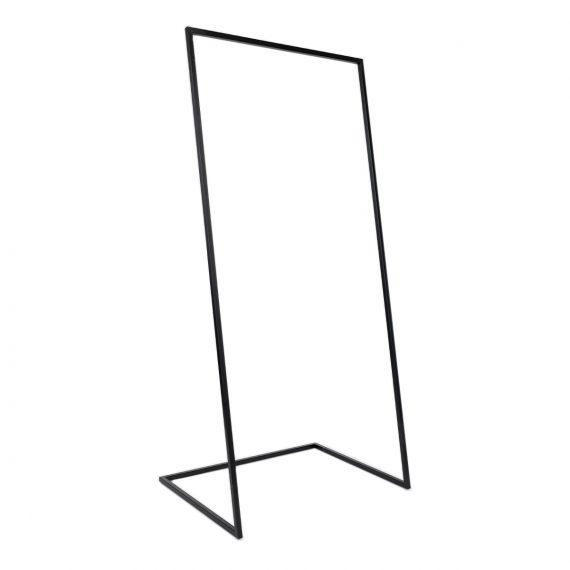 U Base Hanging Frame – Black