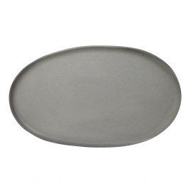 Table of Plenty Oval Platter – Slate