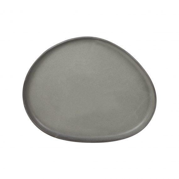 Table of Plenty Round Platter – Slate