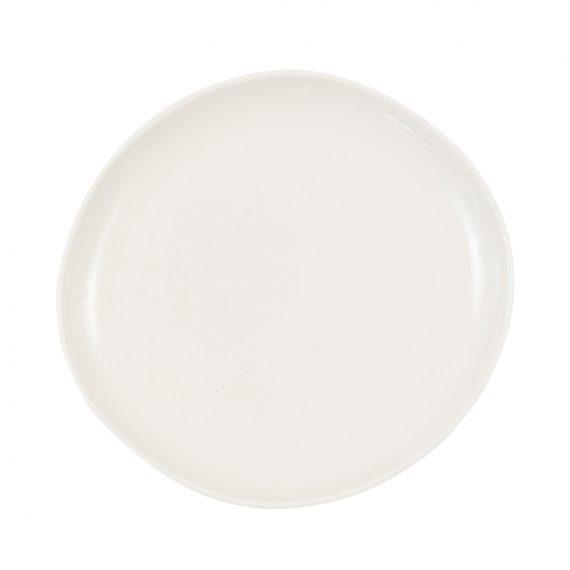 Crema Side Plate – Gloss Cream (Pre-order)