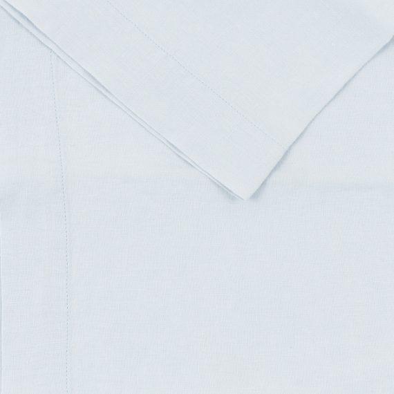 Premium Linen Serviette – Light Blue