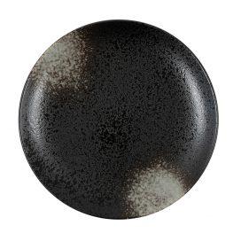 Speckled Dinner Plate – Black (Pre-order)