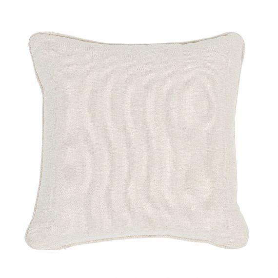 Square Cushion – Natural