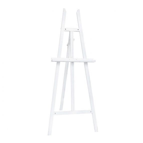 Wooden Easel – White